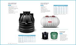 Water Tank Suppliers in India